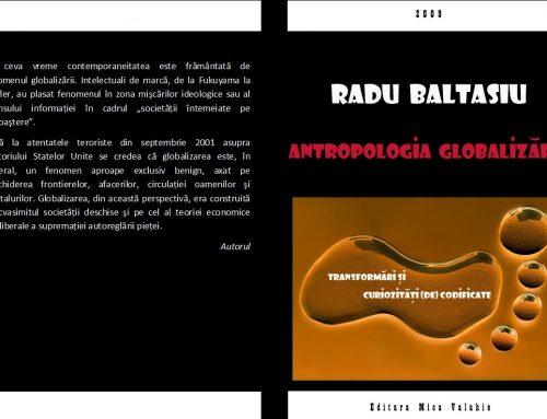 Antropologia globalizării. Transformări şi curiozităţi (de)codificate
